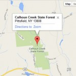 Calhoun Creek State Forest